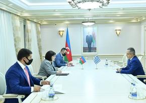 Milli Məclisin sədri: Azərbaycan regionda sülh və təhlükəsizliyin təmin olunmasını istəyir