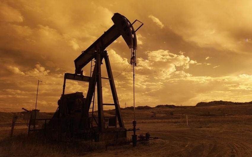 Brent neftinin bir bareli 56 dollardan aşağı satılır