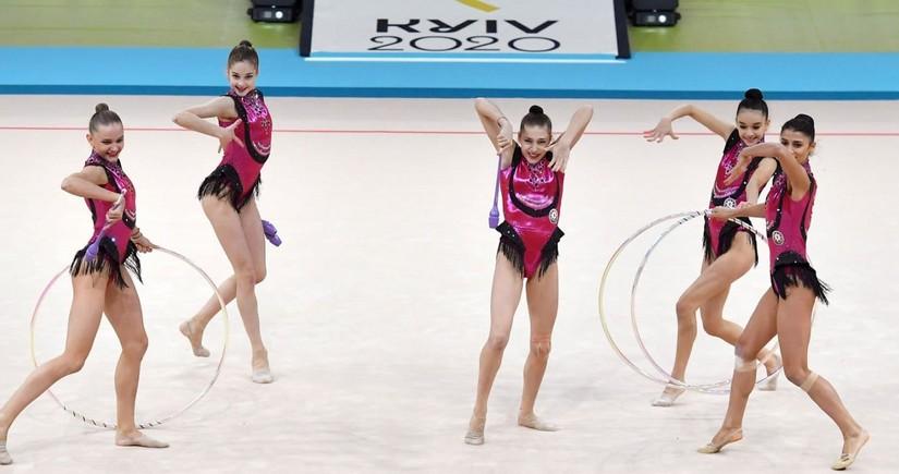 Dünya Kuboku: Bədii gimnastlarımız üçün 3 final
