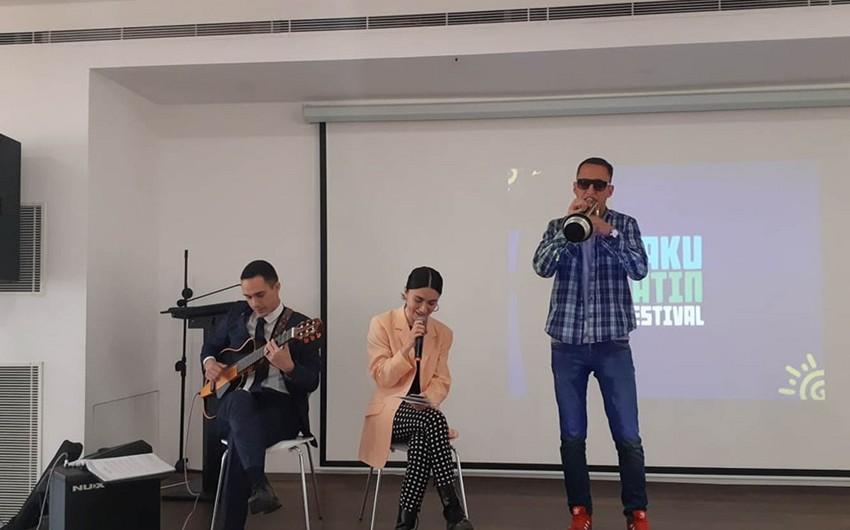 Bakıda ilk dəfə latino musiqisi festivalı keçiriləcək - FOTO