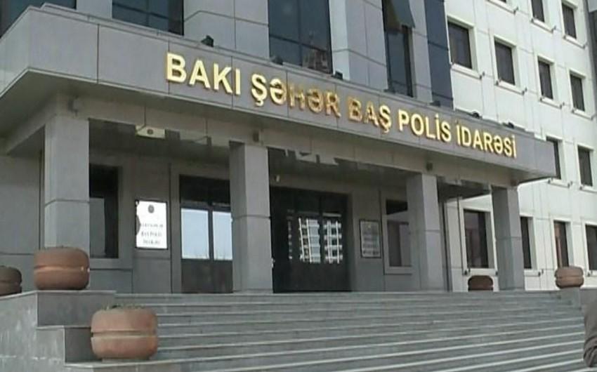 Bakı polisi: Sədərəkdə sahibkarları aldadan şəxs axtarışa verilib - FOTO