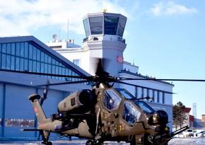 Türkiyə polisi ATAK helikopterlərini istismara qəbul edib