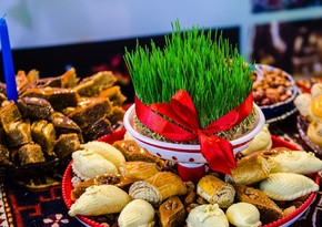 Azerbaijani people celebrate Novruz holiday