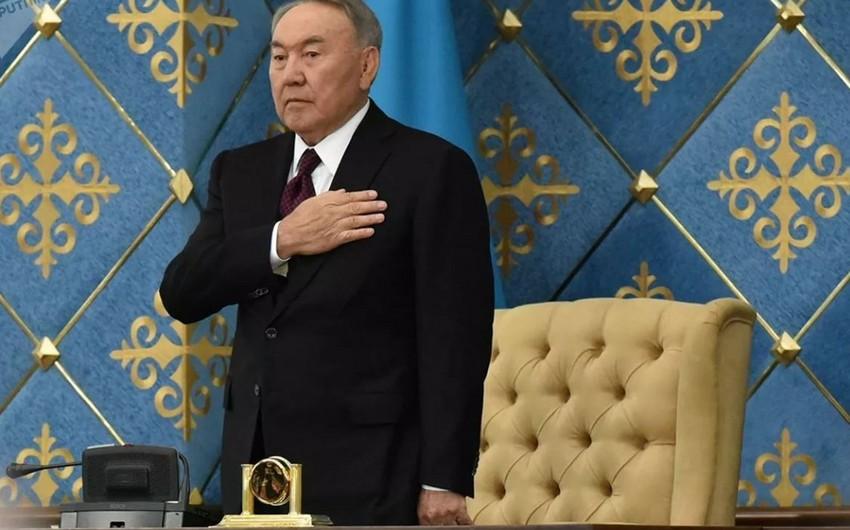 Qazaxıstanda Birinci Prezident Günü qeyd olunur