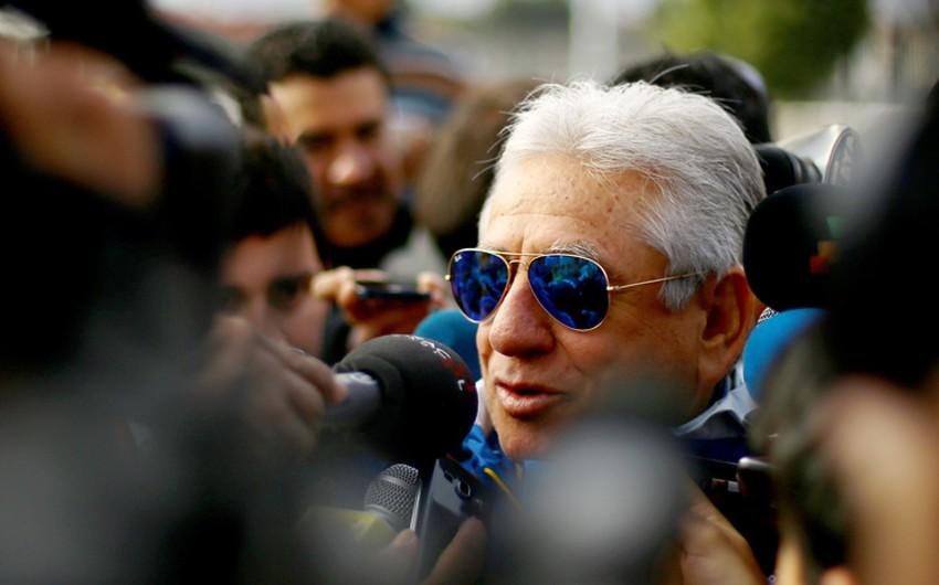 Ekvador Futbol Federasiyasının prezidenti 10 il müddətinə həbs olunub