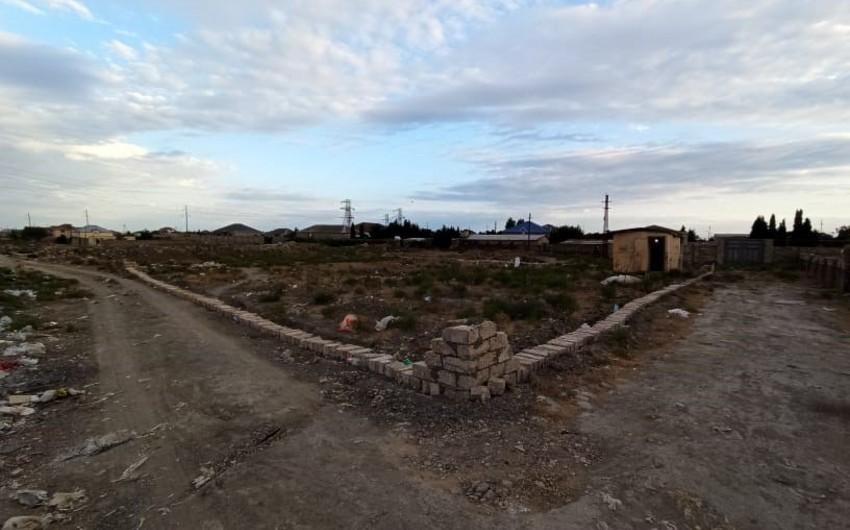 İlkin Quliyev zəbt etməyə çalışdığı H.Z.Tağıyev adına NQÇİ-nin keçmiş neftyığma məntəqəsinin ərazisi