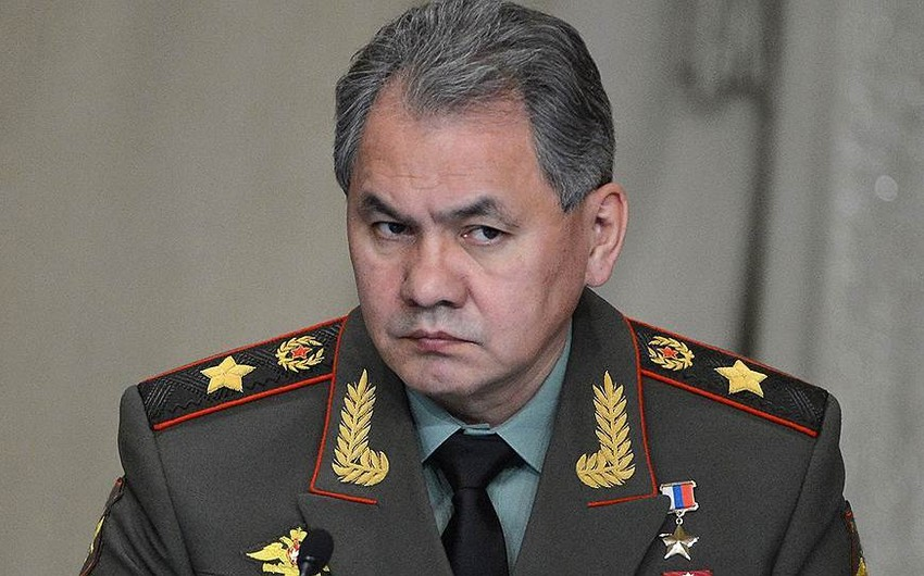 Rusiyanın müdafiə naziri Yerevanda işgüzar səfərdədir