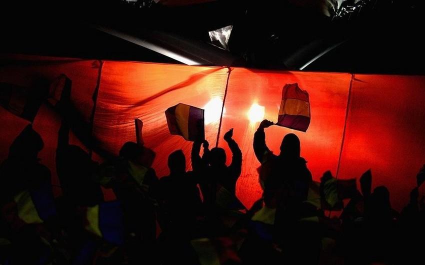 UEFA Rumıniya yığmasına qarşı intizam işi açıb