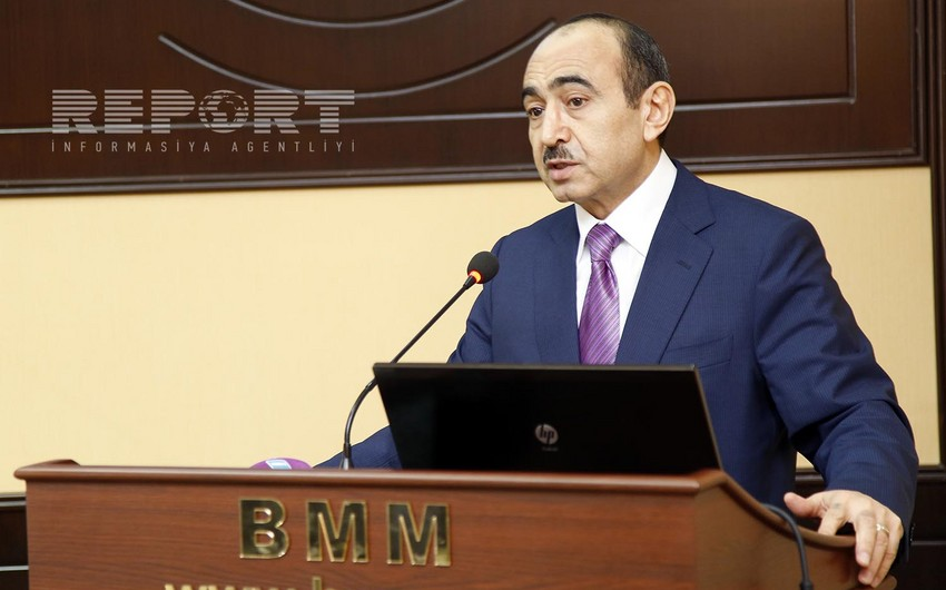 Ali Hasanov: Government and opposition may discuss on any matter