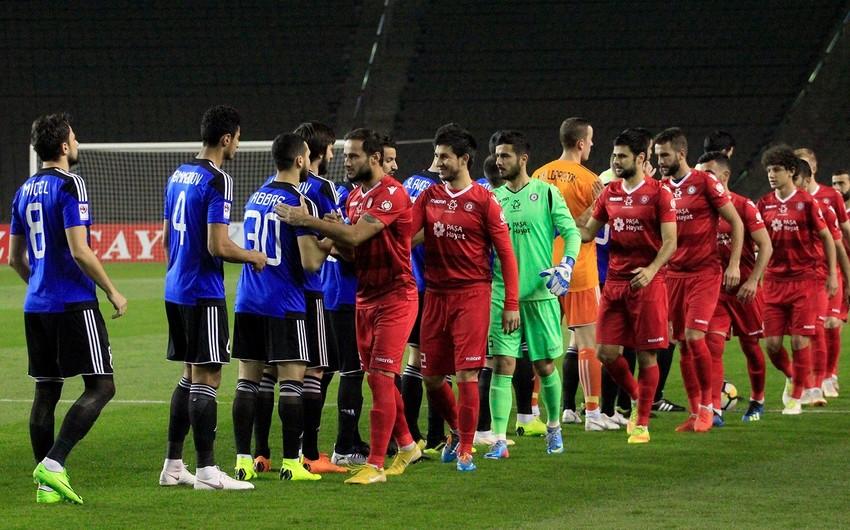 """""""Qarabağ"""" """"Sumqayıt""""a qalib gəlib"""