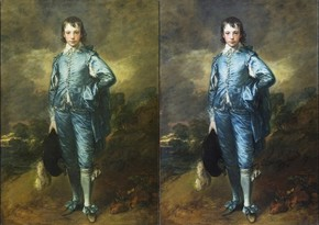 Gainsborough's Blue Boy to return to UK after 100 years