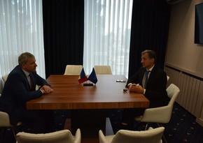 Главу Агентства публичной собственности Молдовы пригласили посетить Азербайджан