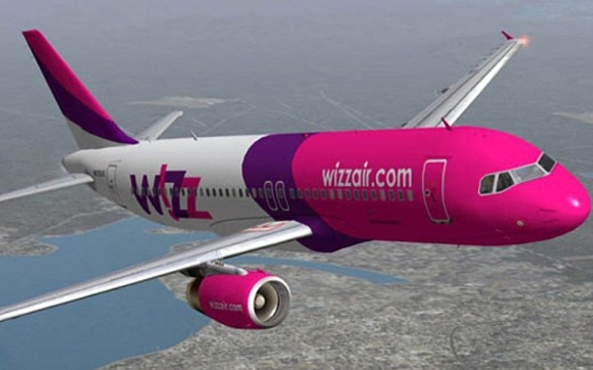 Wizz Air Gürcüstanda yeni baza açacaq