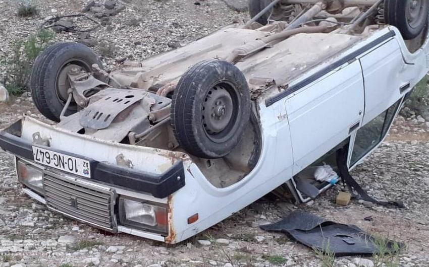 3-летний мальчик погиб в ДТП в Шамахе - ФОТО