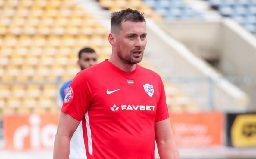 Ukraynalı tanınmış hücumçu millimizin futbolçusunu təriflədi