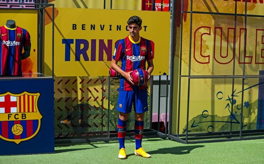 Barselona Yeni Ronaldunu təqdim etdi