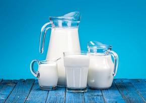 Азербайджан увеличил импорт молока на 21%