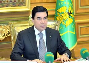 Президент Туркменистана выступил на Саммите Совета сотрудничества тюркоязычных государств