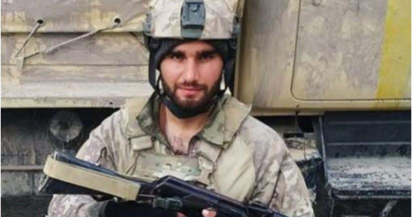 Скончался азербайджанский офицер, участник боев за Шушу