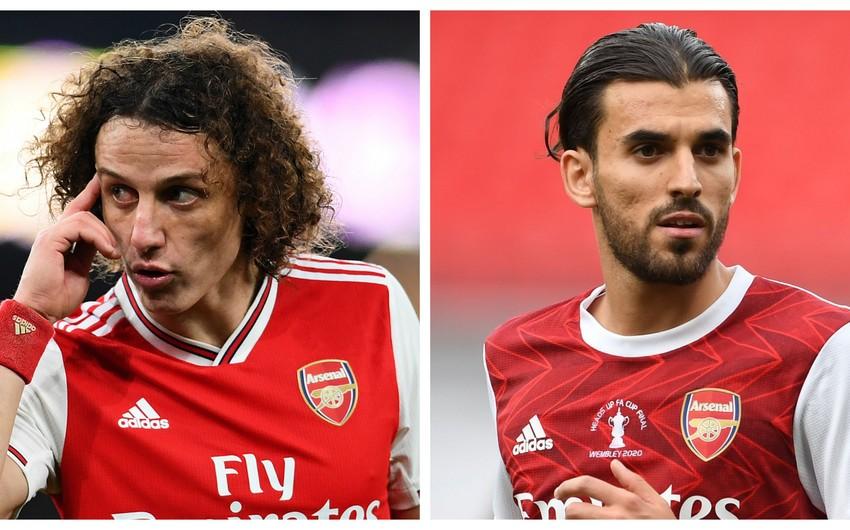 Arsenalın məşqində futbolçular arasında dava düşdü