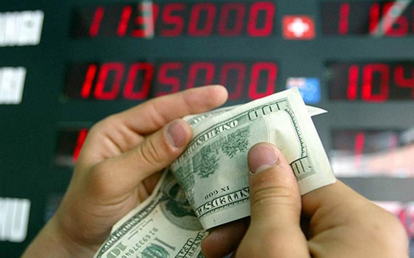 AMB: Fevralın 1-də dolların məzənnəsi 1,5972 manat olacaq