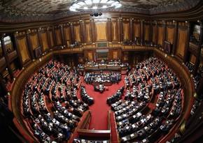 İtaliya Senatında Ermənistanın son təxribatlarına dair dinləmələr keçirilib