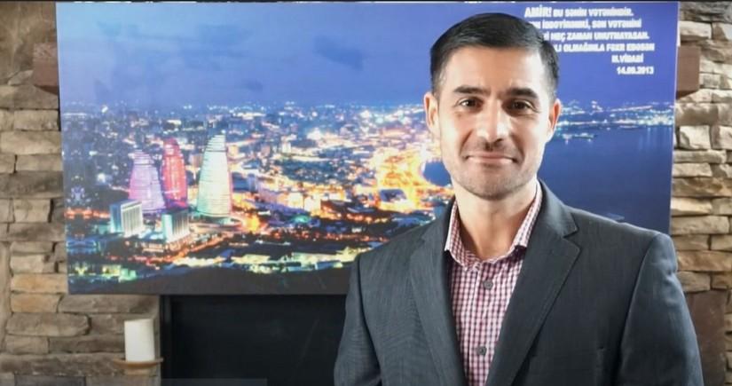 Azerbaijani running for US House of Representatives