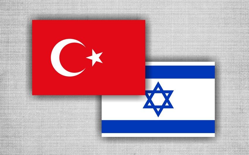 Türkiyə-İsrail ticarət dövriyyəsi iki dəfə artıb