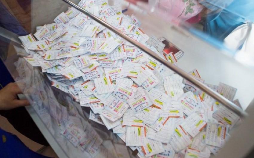 Nyu-Cersidə 521 milyon dollarlıq lotereya bileti satılıb