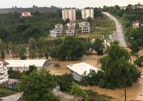 Число жертв наводнения в Турции возросло до одиннадцати