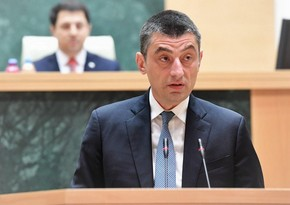 Gürcüstanın Baş naziri Azərbaycan Prezidentini təbrik etdi