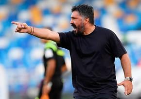 Наполи может уволить Гаттузо в случае поражения от Ювентуса