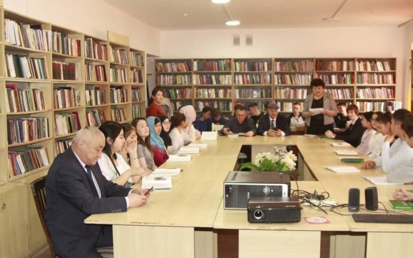Event dedicated to Khojaly massacre held in Bishkek