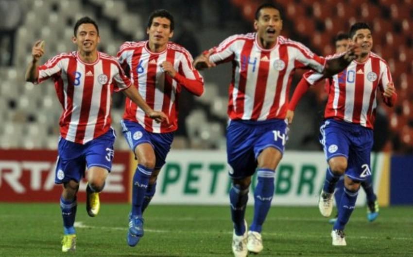 Парагвай вышел в полуфинал Кубка Америки по футболу - ВИДЕО