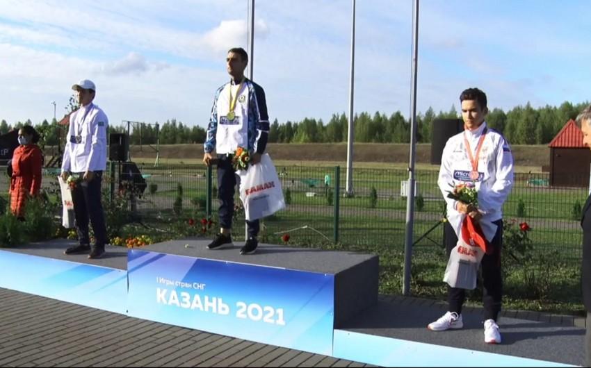 MDB Oyunlarının qalibi: Yarışa yaxşı hazırlaşmışdım