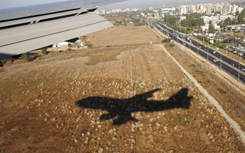 İsrail ABŞ-ın Suriyaya hücumundan sonra hava məkanının bir hissəsini bağlayıb