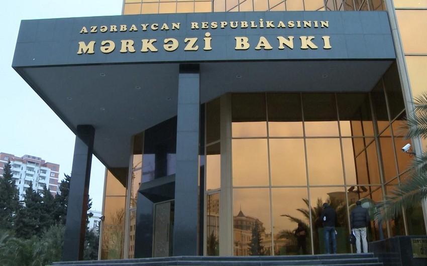 Azərbaycan Mərkəzi Bankının dövriyyədə olan notları 3 aylıq fasilədən sonra yenidən azalıb