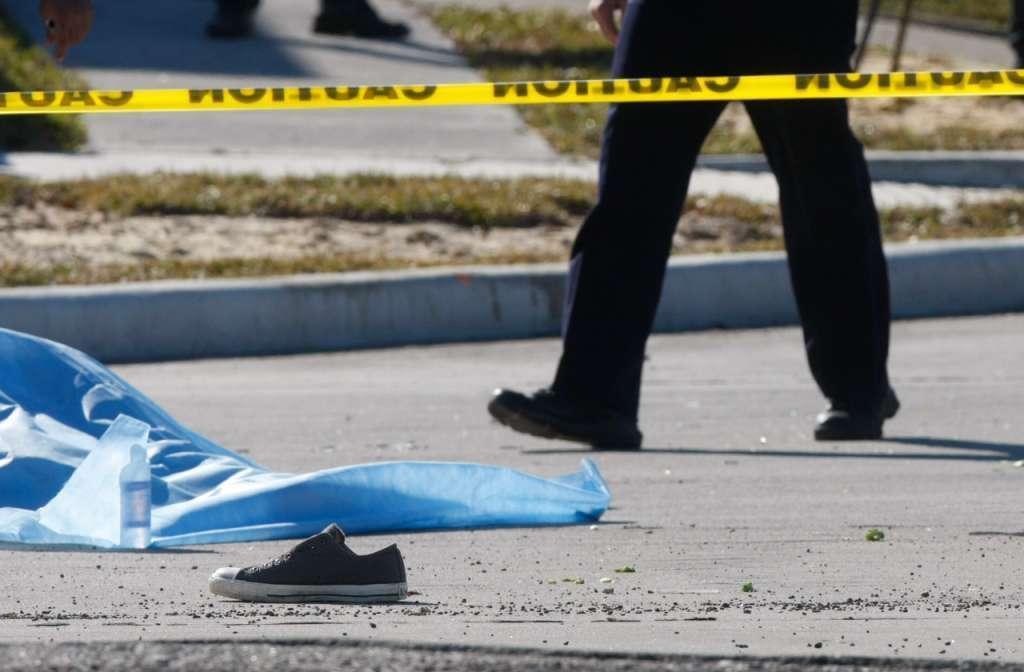 Qazaxda 25 yaşlı piyadanı avtomobil vuraraq öldürüb - YENİLƏNİB