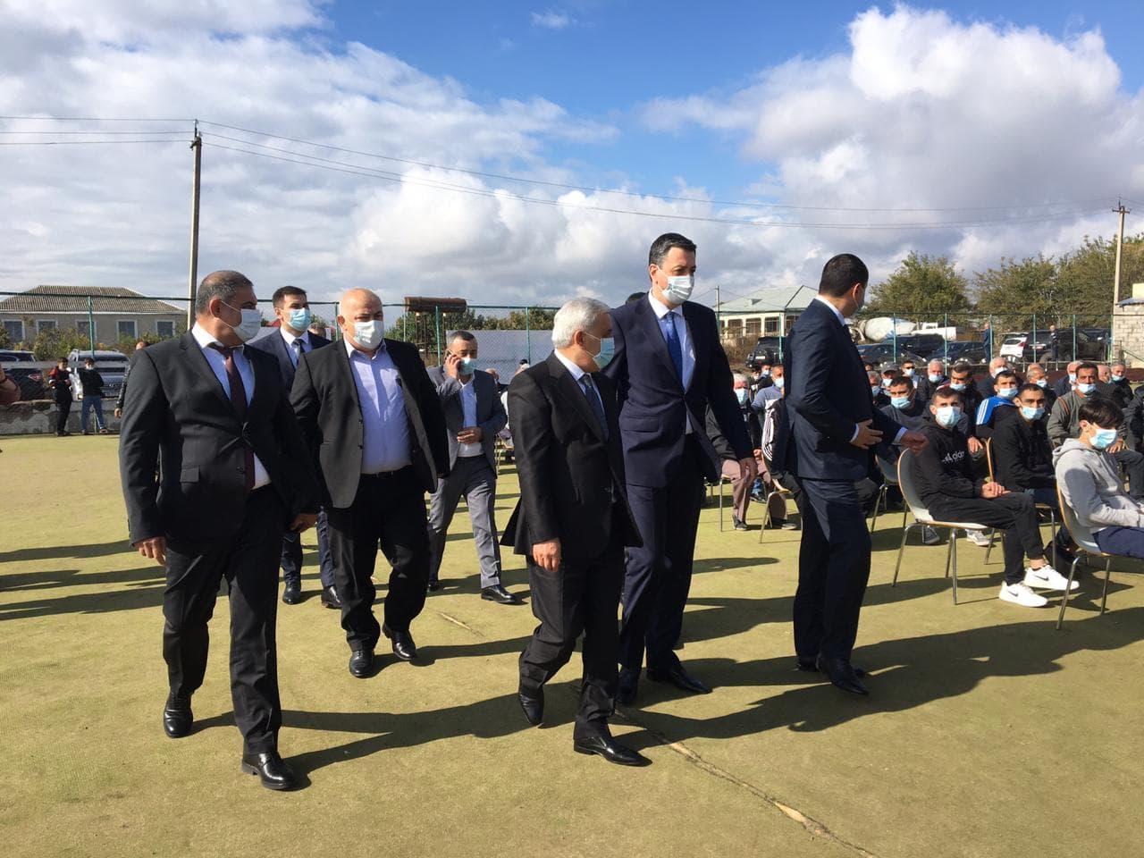 SOCAR Gürcüstanda idman sarayı inşa etdirir -