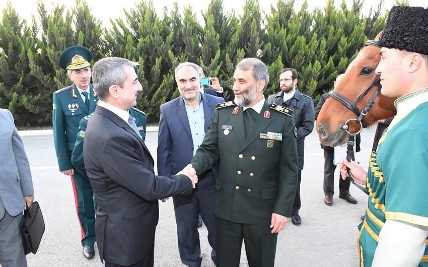 Azərbaycan və İranın sərhəd xidməti rəisləri bu gün görüşəcəklər