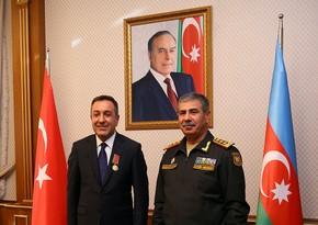 Azərbaycan-Türkiyə hərbi əməkdaşlığının inkişaf perspektivləri müzakirə olunub