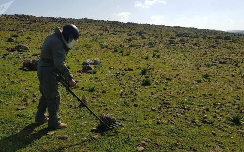 Ermənistan ordusunun hərbçisi Suriyada yaralanıb