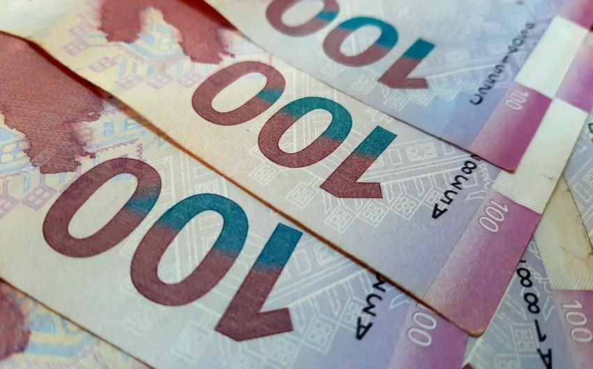 Azərbaycan banklarına manatla depozit qoyuluşu 23% artıb