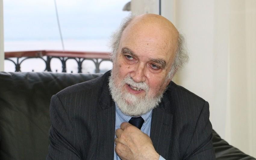 Professor Fransua Jorjo: Fransada Osmanlı, Orta Şərq və Qafqaz tarixinə böyük maraq var