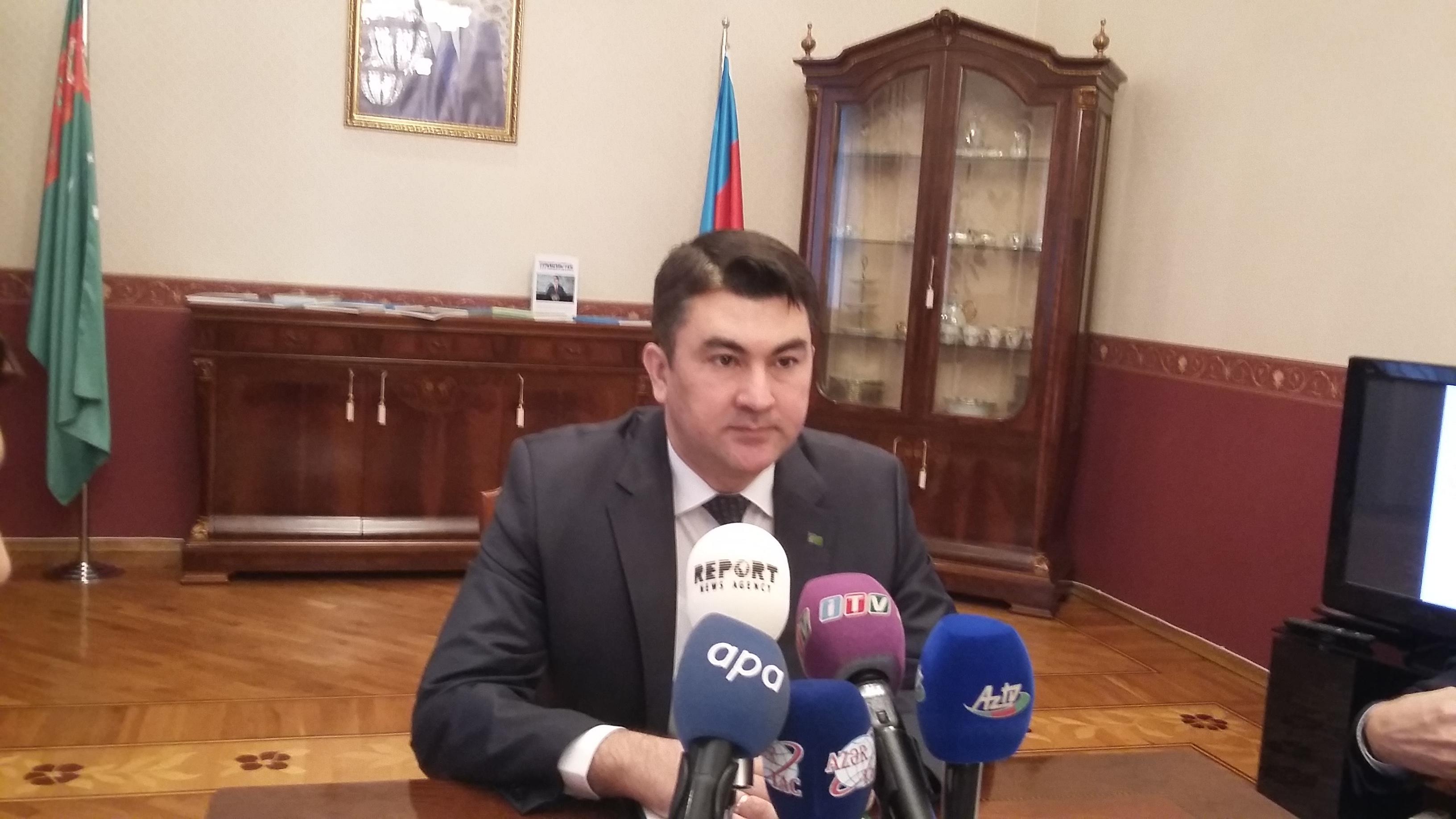 Джавид Гурбанов примет участие на конференции по устойчивой транспортной системе в Туркменистане