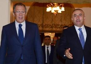 Главы МИД России и Турции проведут встречу в Дохе