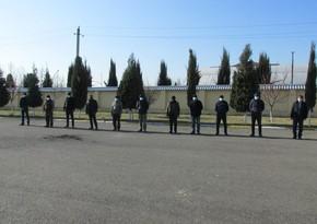 В Физули полиция задержала пытавшихся проникнуть на освобождённые земли