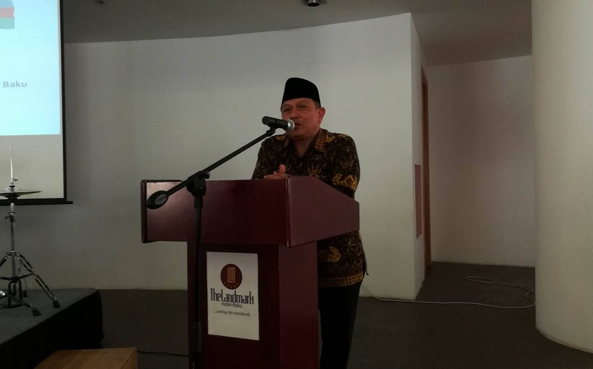 Ambassador: Festival of Indonesian culture will further strengthen our bilateral relations with Azerbaijan