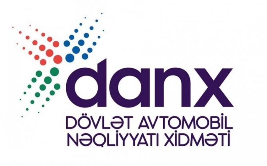 DANX: Son iki gündə regionlardan paytaxta 15 minə qədər sərnişin daşınıb