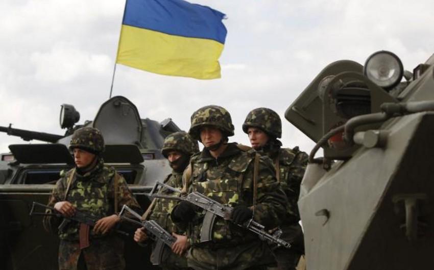 Ukraynada hərbi xidmətdən yayınanlar beş il azadlıqdan məhrum ediləcək